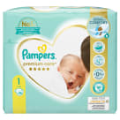 PAMPERS Premium Care Pieluchy Rozmiar 1 (2-5kg) 26 szt. 1szt