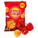LAYS Chipsy ziemniaczane o smaku papryki 215g