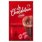 DELECTA La Chocolatiere Czekolada do picia klasyczna z nutą maliny 30g