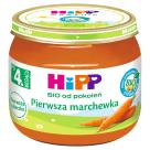 HIPP BIO Pierwsza marchewka po 4. miesiącu 80g