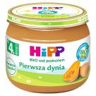 HIPP BIO Pierwsza dynia po 4. miesiącu 80ml