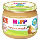 HIPP BIO Pierwsza gruszka po 4. miesiącu 80ml