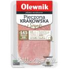 OLEWNIK Kiełbasa krakowska sucha pieczona 90g