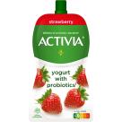 DANONE Activia Jogurt w saszetce truskawka 130g