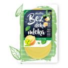 BEZ DEKA MLEKA Wegańska alternatywa sera o smaku Gouda, plastry 100ml