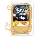 BEZ DEKA MLEKA Wegańska alternatywa sera z cebulką, plastry 100g