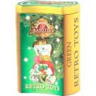 BASILUR Retro Toys Green, herbata cejlońska 75g