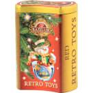 BASILUR Retro Toys Red, herbata cejlońska 75g