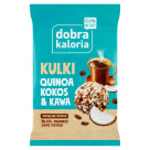 DOBRA KALORIA Quinoa na okrągło Kawa&Kokos 24g
