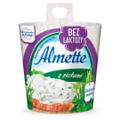 HOCHLAND Almette Serek twarogowy bez laktozy z ziołami 150g