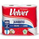 VELVET Ręcznik papierowy Jumbito 2 rolki 1szt