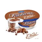 DANONE Fantasia Jogurt kremowy z czekoladą mleczną 104g