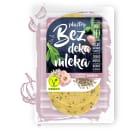 BEZ DEKA MLEKA Wegańska alternatywa sera z czosnkiem i kminkiem 100g