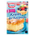 DR. OETKER Krem do Karpatki 3 minuty 136g