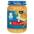 GERBER Kuchnia Polska Zupka Domowy rosołek z cielęcinką - Po 9 miesiącu 190g