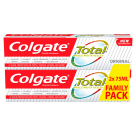 COLGATE Total Pasta do zębów  Orginal (2x75 ml) 150 ml