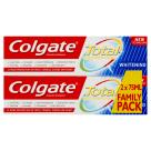 COLGATE Total Pasta do zębów Totalne Wybielanie (2 x 75 ml) 150ml
