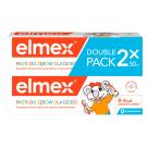 ELMEX Pasta do zębów dla dzieci do 6 lat (2 x 50 ml) 100ml