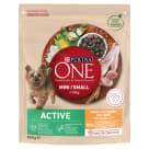 PURINA ONE Mini Active Karma dla psów bogata w kurczaka z ryżem 800g