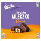 MILKA Caramel Alpejskie Mleczko Caramel Pianka waniliowe z karmelem 350g