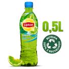 LIPTON ICE TEA Napój herbaciany o smaku limonkowo-miętowym z zieloną herbatą 500ml