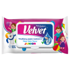 VELVET Junior Papier toaletowy nawilżany 42 szt 1szt