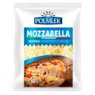 POLMLEK Mozarella- ser tarty 150g