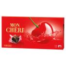 MON CHERI Pralinki z czekolady z czereśnią w likierze 158g