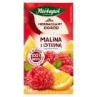 HERBAPOL Herbaciany ogród Herbata owocowo-ziołowa Malina z Cytryną 20 torebek 60g