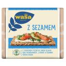 WASA Delikatess Sesam Pieczywo chrupkie z sezamem 220g