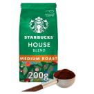 STARBUCKS House Blend Medium Roast Kawa mielona 200 g