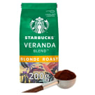 STARBUCKS VERANDA BLEND Blonde Roast Kawa mielona 200 g