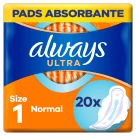 ALWAYS Ultra Normal Plus Duo Pack Podpaski 2x10szt 1 szt