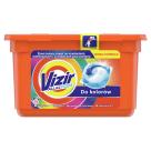 VIZIR COLOR Kapsułki do prania o potrójnym działaniu 14szt 1szt