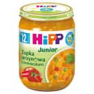 HIPP Zupka jarzynowa z ziemniaczkami po 12 miesiącu BIO 250g