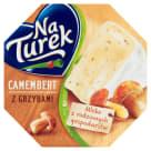 NATUREK Nasz Camembert Ser pleśniowy z grzybami leśnymi 120g