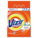 VIZIR ALPINE FRESH Proszek do prania tkanin białych i jasnych 1.35kg