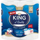 KING of Quality Ręcznik papierowy 2 rolki Super Compact 1szt