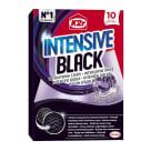 K2R Intensive Black Chusteczki do prania 10 szt. 1szt