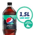PEPSI Lime & Mint Napój gazowany 1.5l