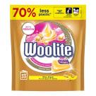 WOOLITE Pro-Care Kapsułki do prania z keratyną tkanin kolorowych 33 szt 1szt