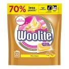WOOLITE Pro-Care Kapsułki do prania z keratyną białych i kolorowych tkanin 22 szt 1szt