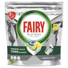 FAIRY PLATINUM All in One Tabletki do zmywarki cytrynowe 35 szt 1 szt