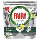 FAIRY PLATINUM All in One Tabletki do zmywarki cytrynowe 35 szt 1szt