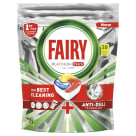FAIRY PLATINUM Plus All In One Kapsułki do zmywarki cytrynowe 38 szt 1 szt