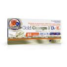 OLIMP Gold Omega 3 D3+K2 30 kapsułek - blistry 1szt