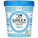 MARKS & SPENCER Mrożony jogurt waniliowy typu greckiego 500ml