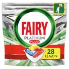 FAIRY PLATINUM Plus All In One Kapsułki do zmywarki cytrynowe 28 szt 1szt