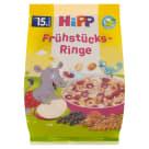 HIPP Chrupiące kółka wielozbożowe BIO - po 15 miesiącu 135g