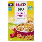 HIPP Musli Truskawki-Maliny BIO - po 12 miesiącu 200g
